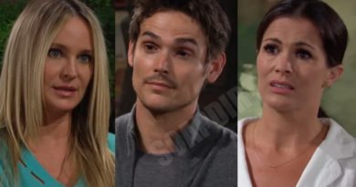 Young and the Restless: Adam Newman (Mark Grossman) - Sharon Newman (Sharon Case) - Chelsea Newman (Melissa Claire Egan)
