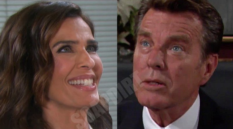Young and the Restless Spoilers: Jack Abbott (Peter Bergman) - Kristian Alfonso