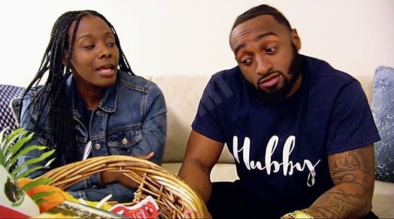 Married At First Sight: Amani - Woody Randall