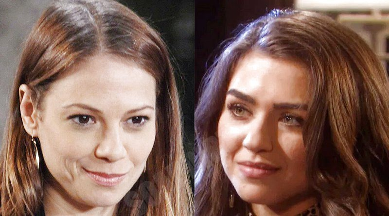 Days of our Lives Comings & Goings: Ava Vitali (Tamara Braun) - Ciara Brady (Victoria Konefal)