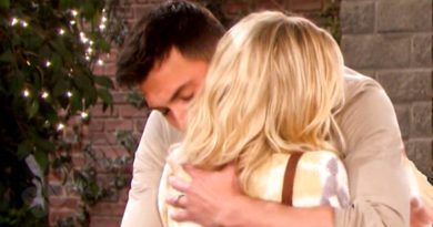 Days of our Lives Comings & Goings: Ben Weston (Robert Scott Wilson) - Claire Brady (Isabel Durant)