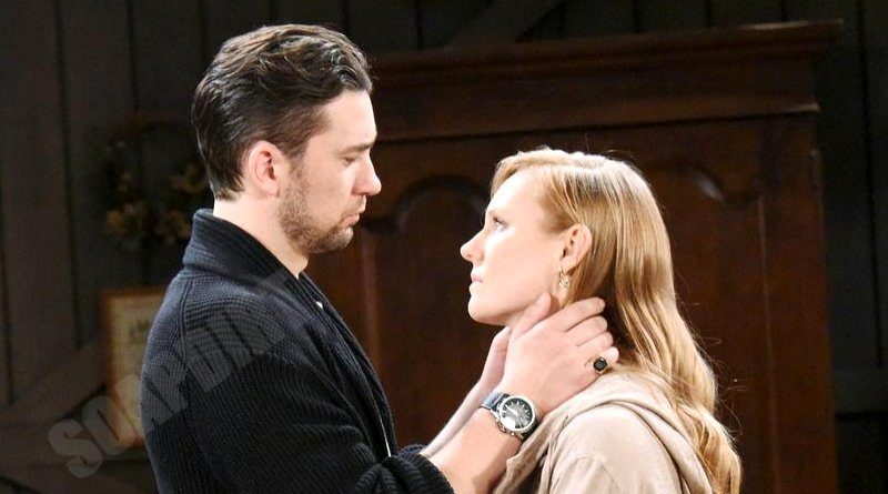 Days of Our Lives Spoilers: Chad DiMera (Billy Flynn) - Abigail Deveraux (Marci Miller)
