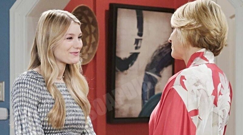 Days of our Lives Spoilers: Allie Horton (Lindsay Arnold) - Nicole Walker (Arianne Zucker)