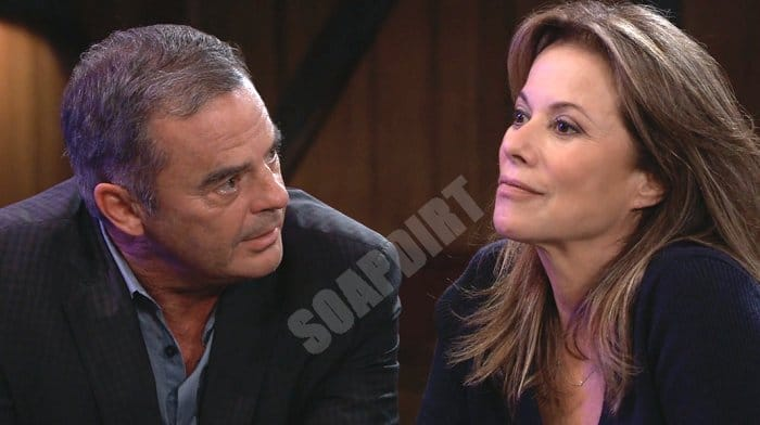 General Hospital Spoilers: Alexis Davis (Nancy Lee Grahn) - Ned Quartermaine (Wally Kurth)