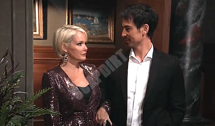 General Hospital: Ava Jerome (Maura West) - Nikolas Cassadine (Marcus Coloma)