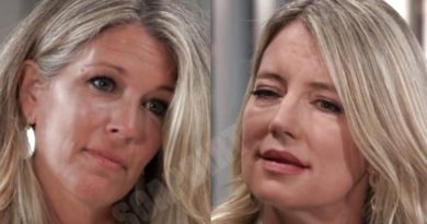 General Hospital Spoilers: Carly Corinthos (Laura Wright) - Nina Reeves (Cynthia Watros)