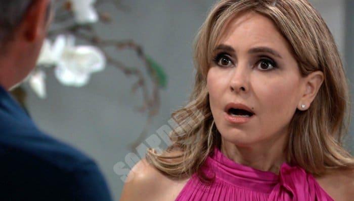 General Hospital Spoilers: Olivia Falconeri (Lisa LoCicero)