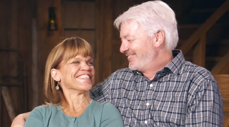Little People, Big World: Chris Marek - Amy Roloff