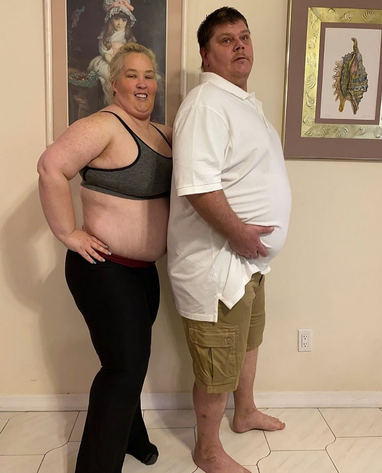 Mama June: From Not to Hot: June Shannon - Geno Doak