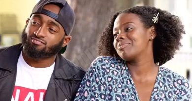 Married at First Sight: Woody Randall - Amani