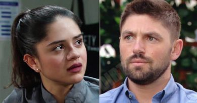 Young and the Restless Leak: Noah Newman (Robert Adamson) - Lola Rosales (Sasha Calle)