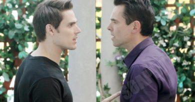 Young and the Restless Spoilers: Adam Newman (Mark Grossman) - Billy Abbott (Jason Thompson)