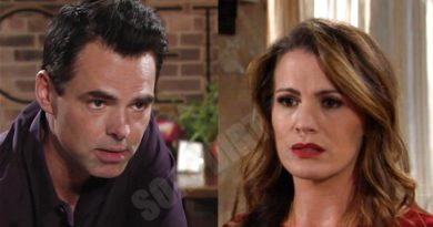 Young and the Restless Spoilers: Billy Abbott (Jason Thompson) - Chelsea Newman (Melissa Claire Egan)