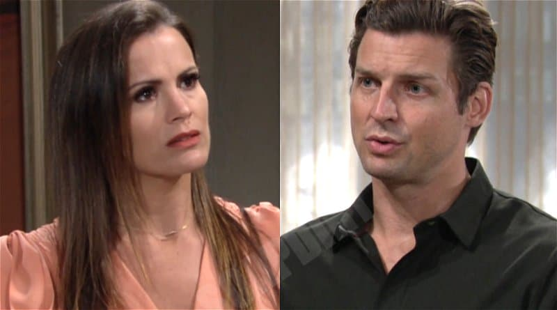 Young and the Restless Spoilers: Chelsea Newman (Melissa Claire Egan) - Chance Chancellor (Donny Boaz)
