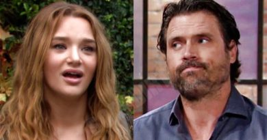 Young and the Restless Spoilers: Summer Newman (Hunter King) - Nick Newman (Joshua Morrow)