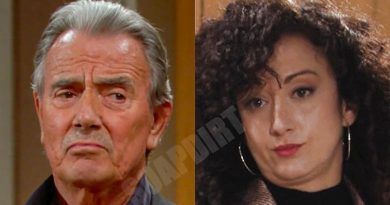 Young and the Restless Spoilers: Victor Newman (Eric Braeden) - Alyssa Montalvo (María DiDomenico)