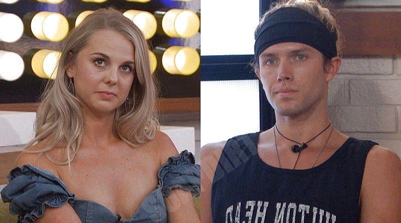 Big Brother: Nicole Franzel - Tyler Crispen