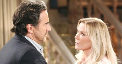 Bold and the Beautiful: Brooke Logan (Katherine Kelly Lang) - Ridge Forrester (Thorsten Kaye)