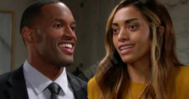 Bold and the Beautiful Spoilers: Carter Walton (Lawrence Saint-Victor) - Zoe Buckingham (Kiara Barnes)