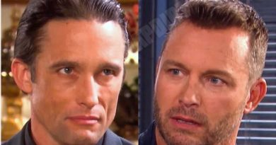 Days of our Lives Spoilers: Philip Kiriakis (Jay Kenneth Johnson) - Brady Black (Eric Martsolf)