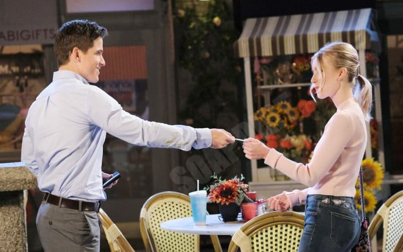 Days of Our Lives Spoilers: Claire Brady (Isabel Durant) - Charlie (Mike C Manning)