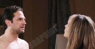 Days of Our Lives Spoilers: Kate Roberts (Lauren Koslow)- Jake Lambert (Brandon Barash)