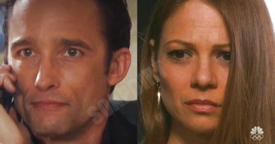 Days of Our Lives Spoilers: Tamara Braun (Ava Vitali) - Philip Kiriakis (Jay Kenneth Johnson)