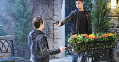 Days of our Lives Spoilers: Ben Weston (Robert Scott Wilson) - Vincent Belman (Michael Teh)