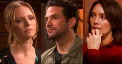 Days of Our Lives Spoilers: Jake Lambert (Brandon Barash) - Gwen Rizczech (Emily OBrien) - Abigail Deveraux (Marci Miller)