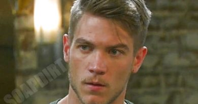 Days of our Lives Spoilers: Tripp Dalton (Lucas Adams)