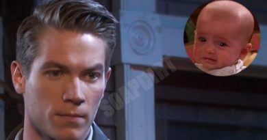 Days of our Lives Spoilers: Tripp Dalton (Lucas Adams) - Henry Horton (Jayna and Kinsley Fox)