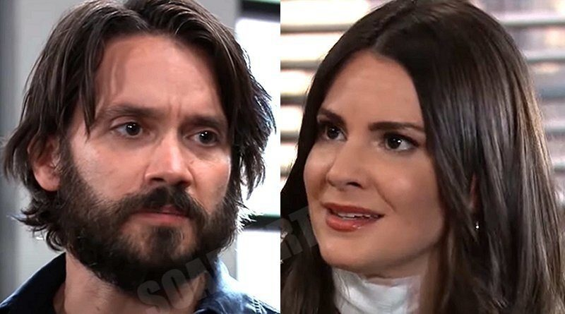 General Hospital Spoilers: Dante Falconeri (Dominic Zamprogna) - Brook Lynn Quartermaine (Briana Lane)