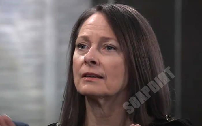 General Hospital Spoilers: Gladys Corbin (Bonnie Burroughs)