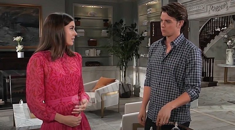 General Hospital Spoilers: Willow Tait (Katelyn MacMullen) - Michael Corinthos (Chad Duell)