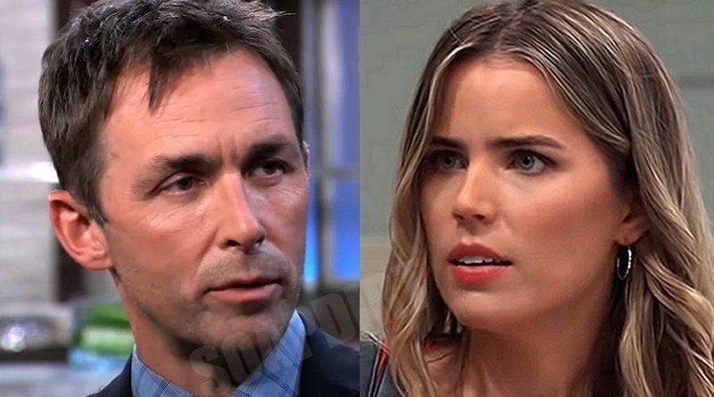 General Hospital Spoilers: Valentin Cassadine (James Patrick Stuart) - Sasha Gilmore (Sofia Mattsson)