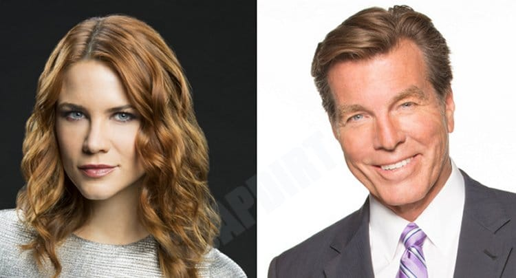 Young and the Restless Comings & Goings: Sally Spectra (Courtney Hope) - Jack Abbott (Peter Bergman)