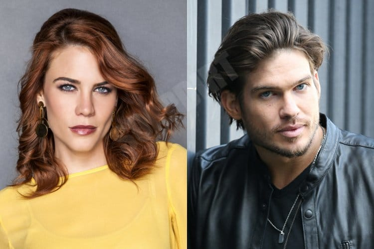 Young and the Restless Comings & Goings: Sally Spectra (Courtney Hope) - Theo Vanderway (Tyler Johnson)