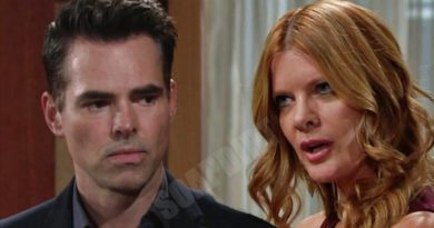 Young and the Restless Spoilers: Phyllis Newman (Michelle Stafford) - Billy Abbott (Jason Thompson)