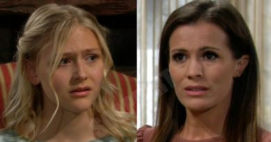 Young and the Restless Spoilers: Chelsea Newman (Melissa Claire Egan) - Faith Newman (Alyvia Alyn Lind)