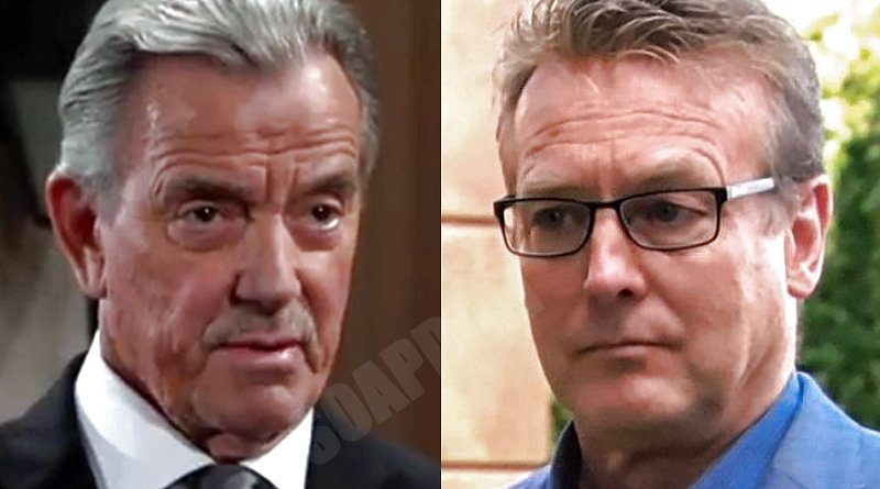 Young and the Restless Spoilers: Victor Newman (Eric Braeden) - Paul Williams (Doug Davidson)