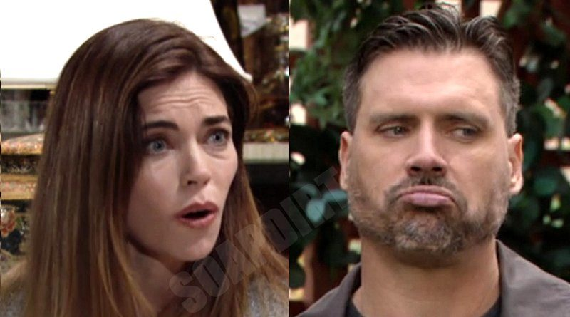 Young and the Restless Spoilers: Nick Newman (Joshua Morrow) - Victoria Newman (Amelia Heinle)