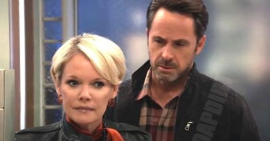 General Hospital Spoilers: Ava Jerome (Maura West) - Julian Jerome (William deVry)