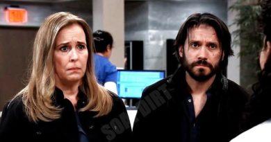 General Hospital Spoilers: Laura Spencer (Genie Francis) - Dante Falconeri (Dominic Zamprogna)